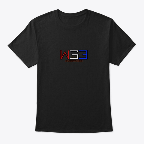 WG3 Monday Night Substance T-Shirt